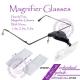 Magnifier Glasses