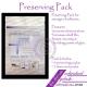 Glue Preserving Pack