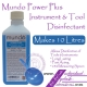 Mundo Power Plus Instrument and Tool Disinfectant Sterilizer 500ml