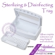 Disinfection Sterilizing Tray